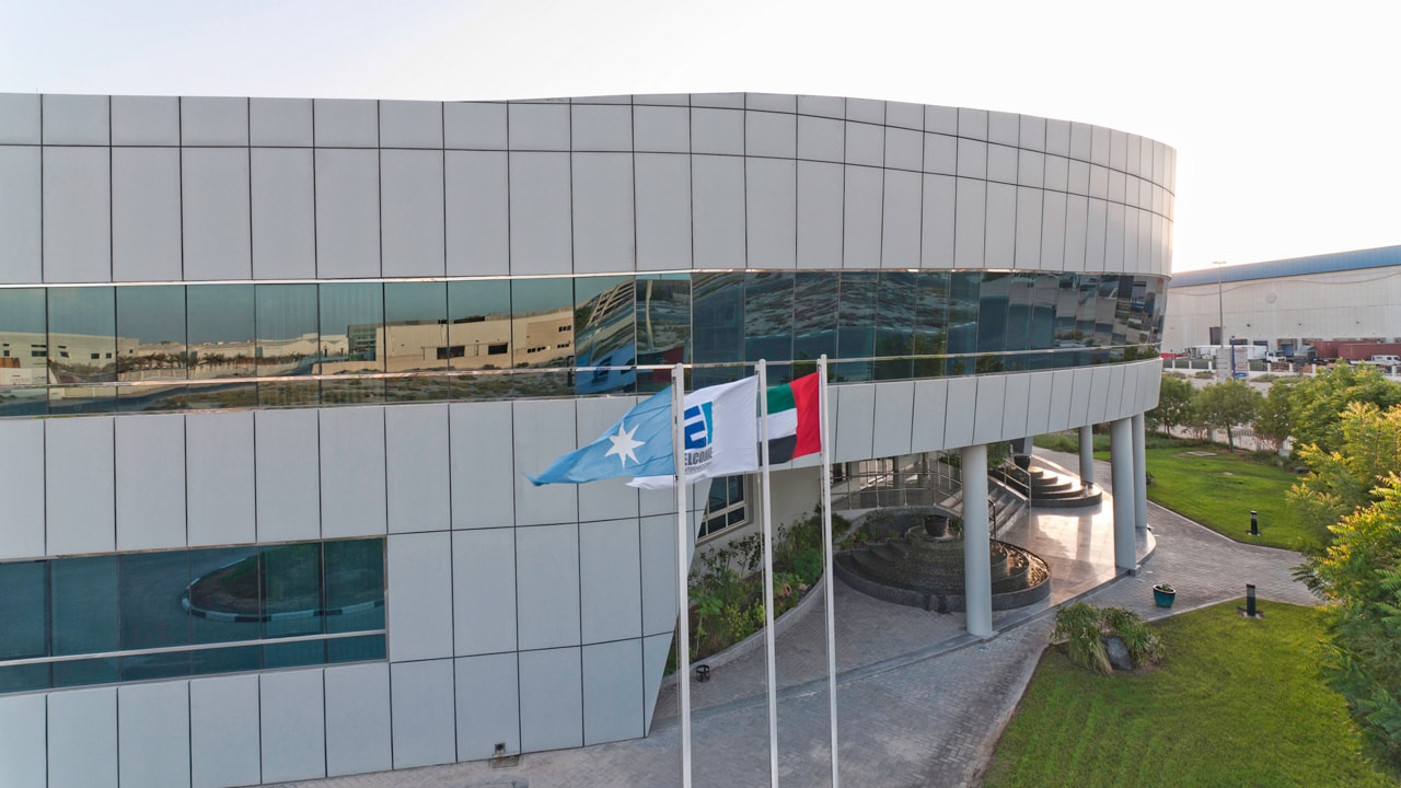 Elcome headquarters in Dubai