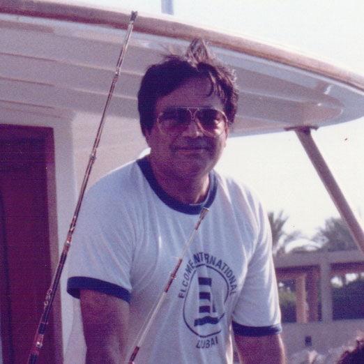 K.S. Grewal, Founder