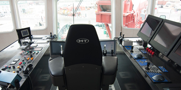 Automation, Dynamic positioning, Instrumentation
