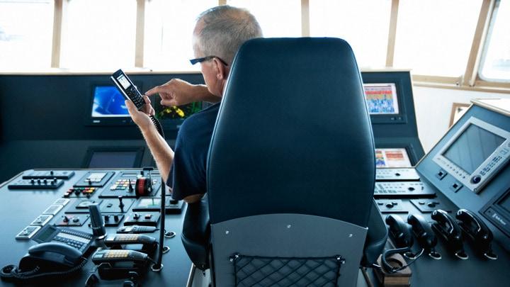 Elcome Airtime VSAT Broadband at sea