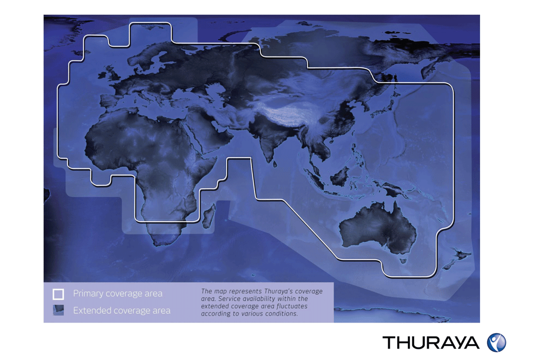 Thuraya-Satellite-Coverage-Map