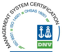 DNV ISO9001 ISO 14001 OHSAS 18001