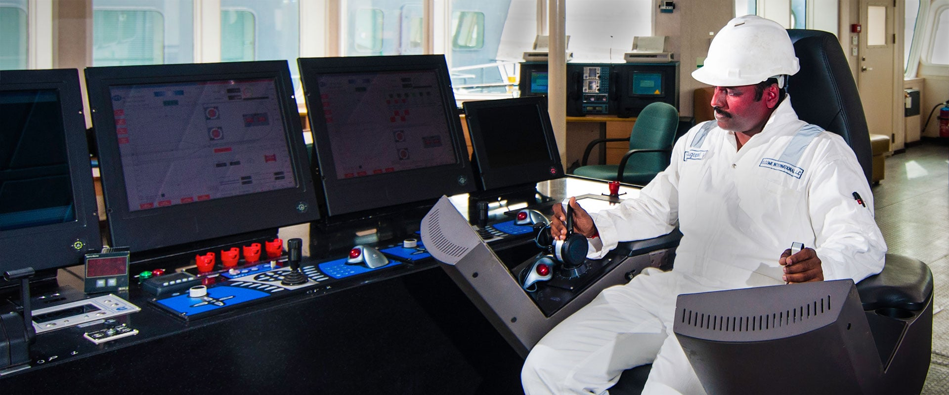 Dynamic Positioning System DP2
