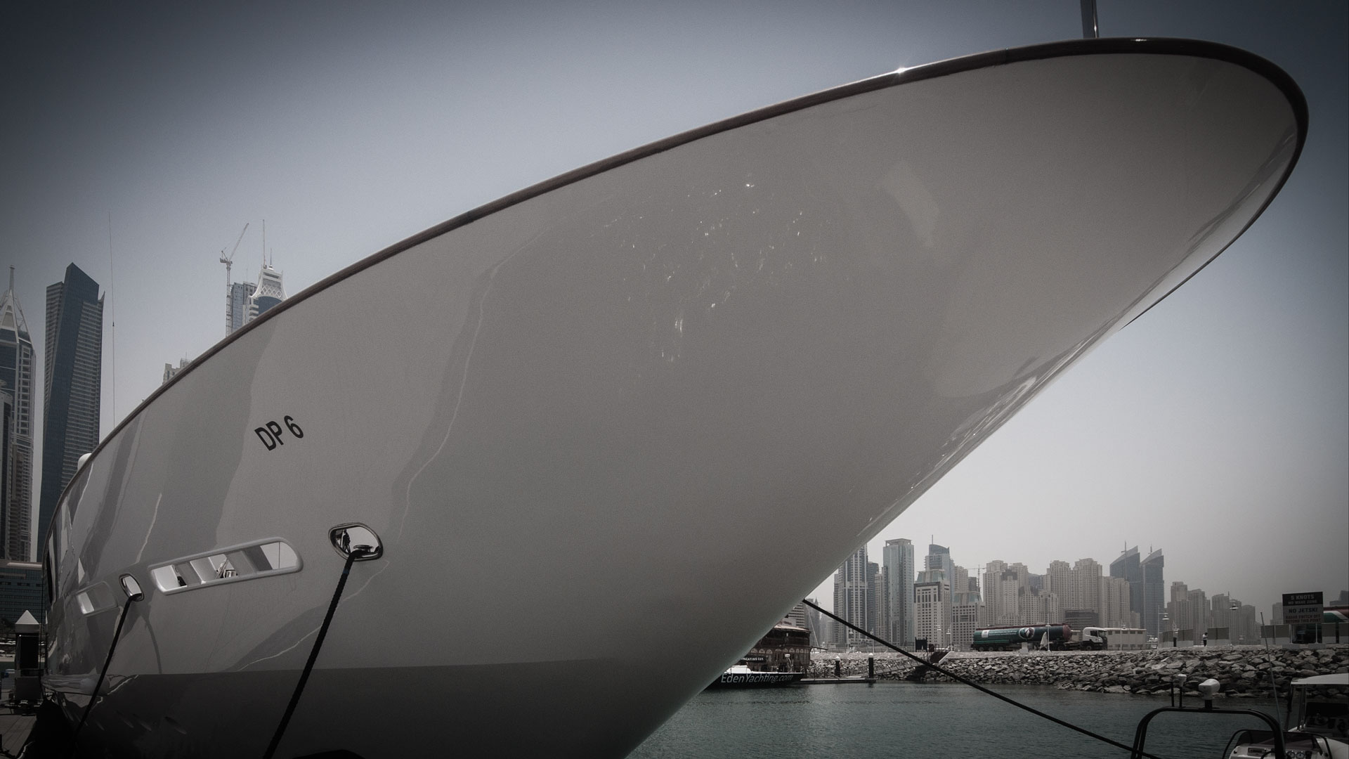 Superyachts and mega yachts solutions