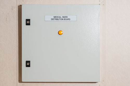 Marine switchboard distribution boards