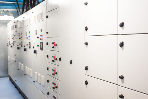 Marine switchboard enclosures and panels