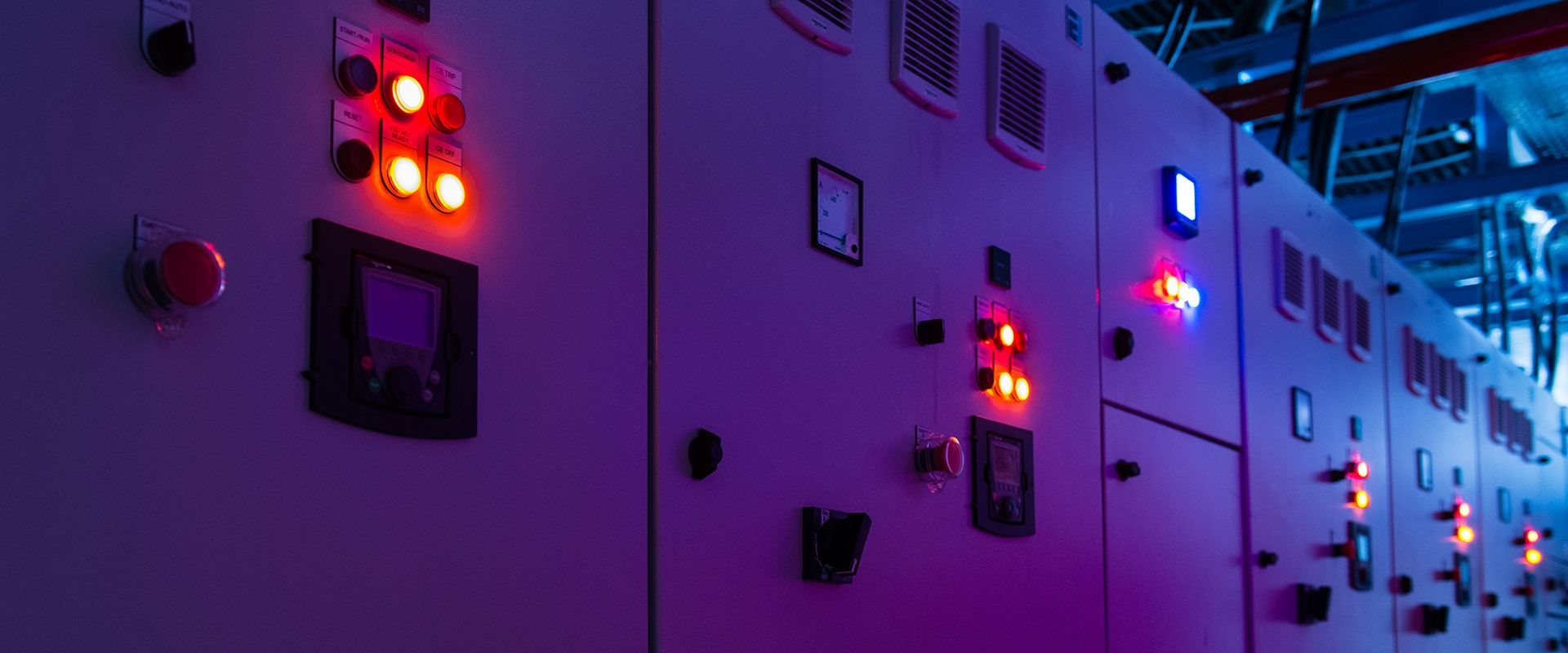 Marine Electrical Switchboard