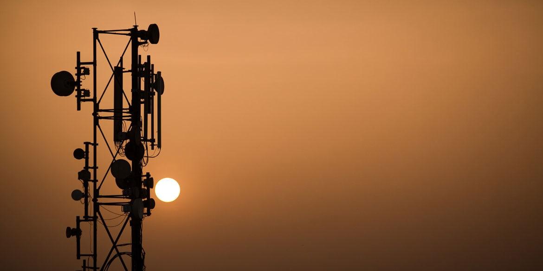 Global maritime distress signal system