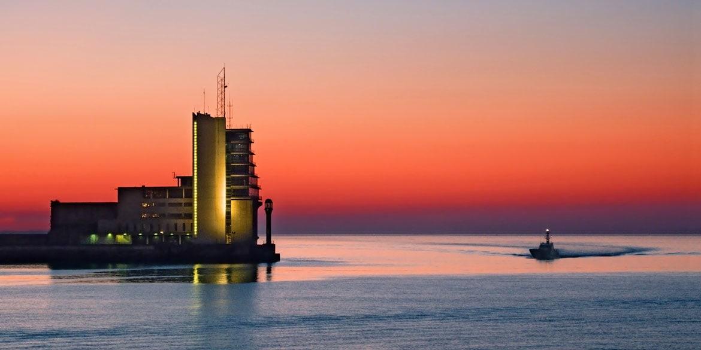 Oman Shore based maritime communications network
