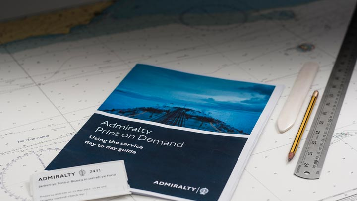 Admiralty Print-on-demand
