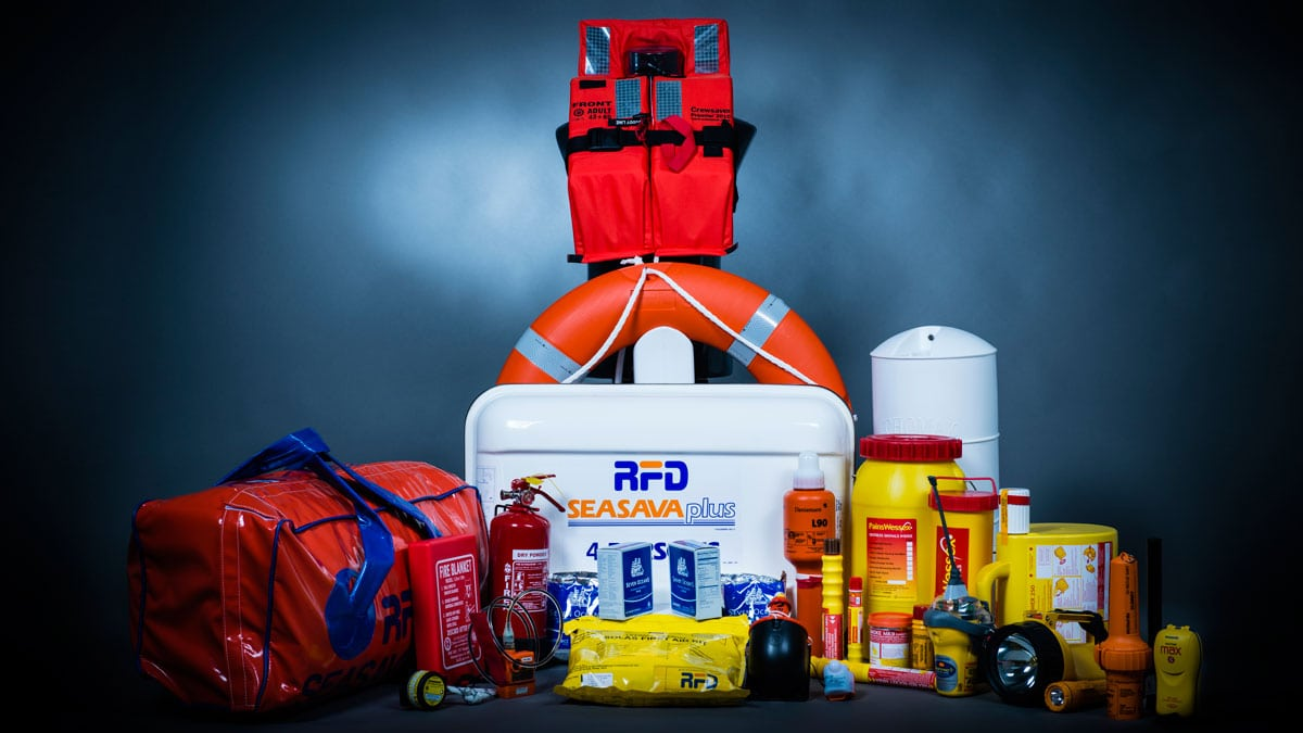 Marine Safety And Life Equipment