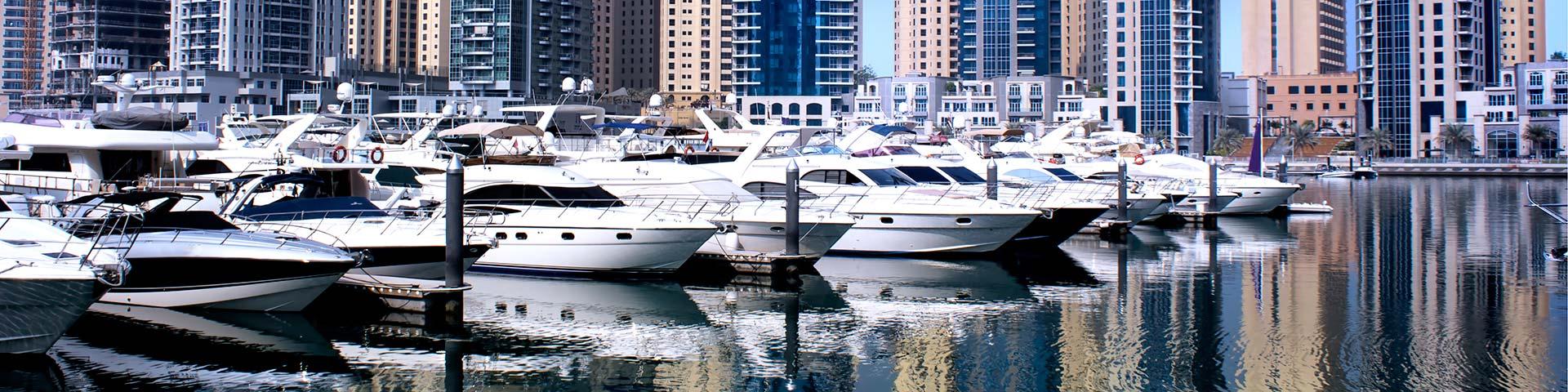 Yachting Dubai Marina