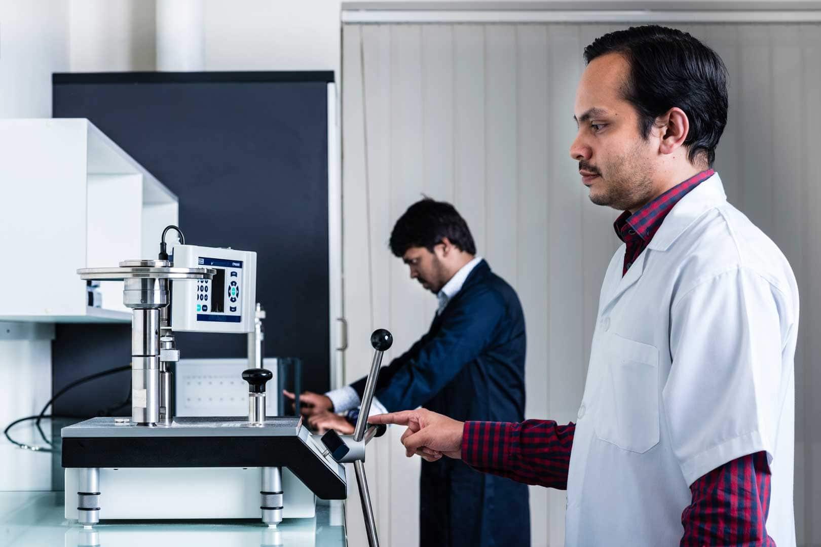 Elcome Navicom Calibration Laboratory in Dubai, UAE