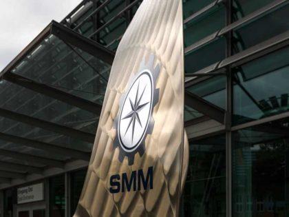Elcome exhibits at SMM Hamburg