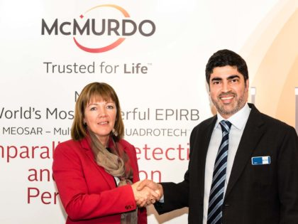 McMurdo continues to expand its global commercial reach with Elcome International