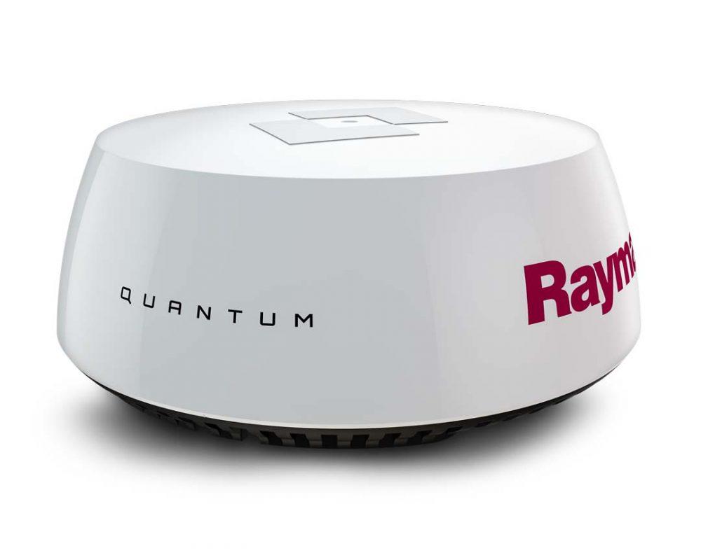 ELCOME Raymarine Quantum Radar Lightweight Design