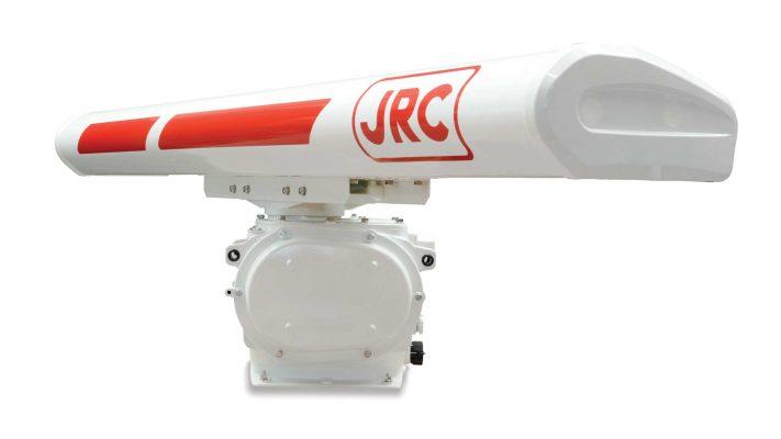 ELCOME JRC Navigation Radar