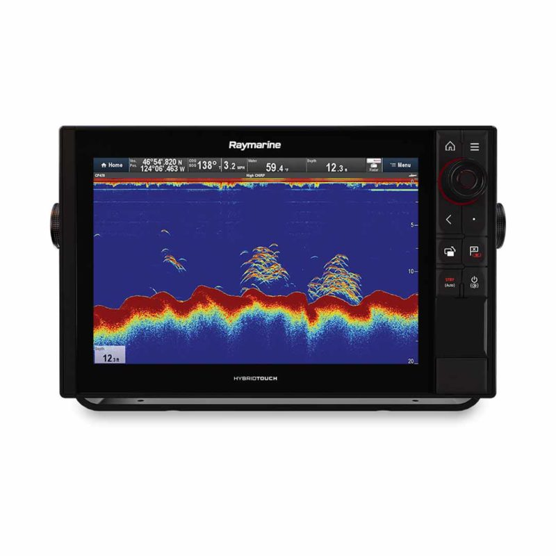 ELCOME Raymarine - Axiom Pro - Single channel CHIRP sonar