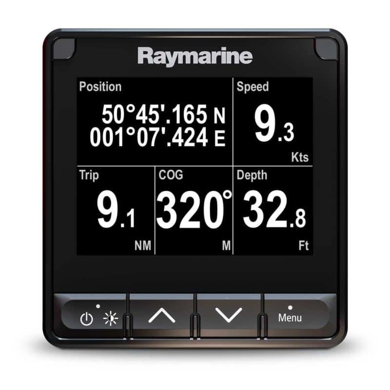Raymarine i70s Data