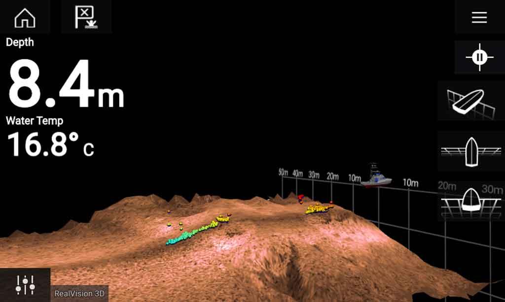 RVX1000 GPS Track