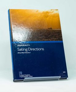 ELCOME ADMIRALTY NP1 Sailing Directions Africa Pilot Volume 1