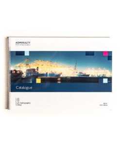 ELCOME ADMIRALTY NP131 - Chart Catalogue - 2020 Edition