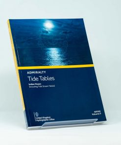 ELCOME ADMIRALTY NP203 Tide Tables Indian Ocean (Including Tidal Stream Tables) Volume 3