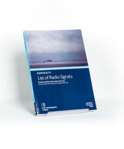 ELCOME ADMIRALTY NP283(1) List of Radio Signals - Maritime Safety Information Services - Europe, Africa and Asia (excluding the Far East) - Volume 3 - 2020