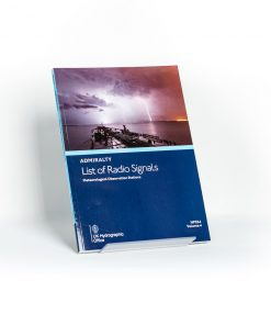 ELCOME ADMIRALTY NP284 List of Radio Signals Meteorological Observation Stations Volume 4