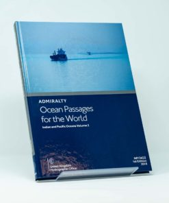 ELCOME ADMIRATLY Ocean Passages for the World - Indian and Pacific Oceans Volume 2 - NP136(2) (1st Edition)