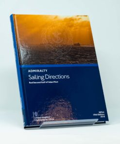 ELCOME ADMIRALTY Sailing Directions - Red Sea and Gulf of Aden Pilot - NP64 (19th Edition)