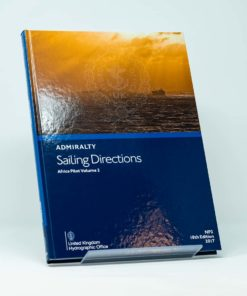 ELCOME ADMIRALTY Sailing Directions - Africa Pilot Volume 2 - NP2 (18th Edition)