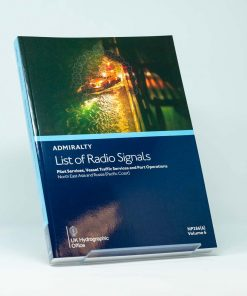 ELCOME ADMIRALTY Publications List of Radio Signals Pilot Services Vessel Traffic Services and Port Operations North East Asia and Russia (Pacific Coast) NP286(6) Volume 6