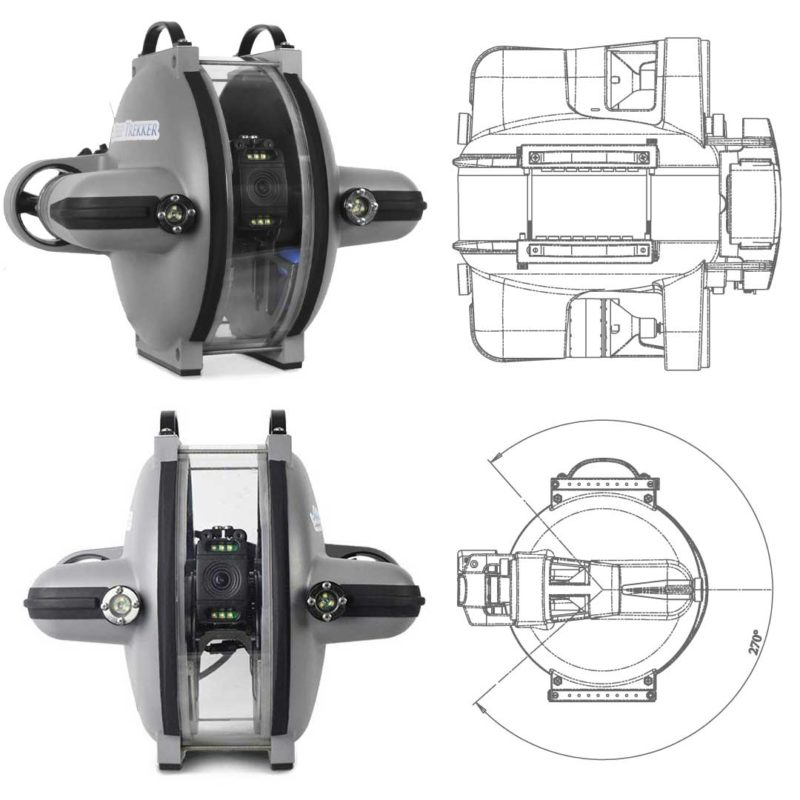 ELCOME DTG3 ROV Enhanced Stability and Control