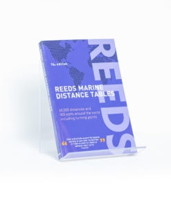 ELCOME - Bloomsbury - Reeds Marine Distance Tables - GP365 - 15th Edition 2018