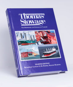 ELCOME Brown, Son & Ferguson - Thomas Stowages - The Properties And Stowage of Cargoes - GP21 - 8th Edition 2018