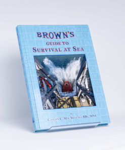 ELCOME Brown Son & Ferguson - Brown's Guide to Survival at Sea - GP591 - 1st Edition 2016