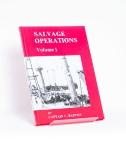 ELCOME - Brown, Son and Ferguson Ltd - Salvage Operations (Volume 1) - GP352 - Reprint 1997