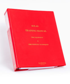ELCOME IC Brindle - Solas Training Manual - Fire Equipment and Fire Fighting Techniques - GP231 - 3rd Edition 2017