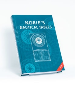 ELCOME Imray, Laurie, Norie & Wilson Ltd - Nories Nautical Tables (By Cap. A.G.Blance) - GP177 - 2018