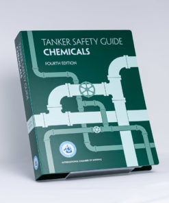 ELCOME International Chamber of Shipping - ICS Tanker Safety Guide - Chemicals - GP38 - 4th Edition 2014