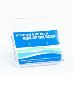 ELCOME MTB - A Seaman's Guide to the Rule of the Road (ROR) - GP263 - 8th Edition 2009
