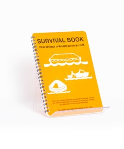 ELCOME - Maritime Progress - Survival Craft Booklet - Vital Actions Onboard Survival Craft - GP282 - Issue 2006