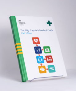ELCOME TSO - The Ship Captains Medical Guide - GP140 - 22nd Edition