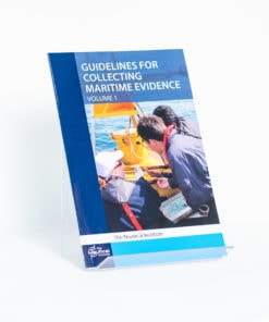 ELCOME The Nautical Institute - Guidelines For Collecting Maritime Evidence - Volume 1 - GP196 - 2017