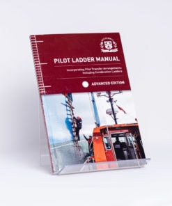 ELCOME Witherby - Pilot Ladder Manual - Advanced - GP633 - 2017 Edition