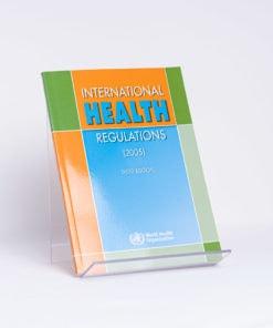 ELCOME World Health Organization - International Health Regulations(2005) (WHO) - GP142 - 3rd Edition (2005)