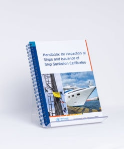 ELCOME World Health Organization - Handbook For Inspection of Ships And Issuance of Ship Sanitation Certificates - GP526 - 2011 Edition