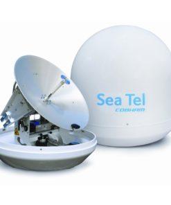 ELCOME Cobham SeaTel ST24 TV Antenna
