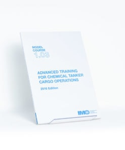 ELCOME - IMO - IMO Model Course - Advanced Training for Chemical Tanker Cargo Operations - IMOTA103E - 2016 Edition
